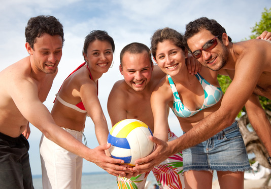 photodune-435851-people-with-a-volleyball-xs